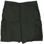 Blauer 8841-1X Side Pocket Cotton Blend Shorts