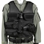 Omega Elite Vest Cross Draw/EOD