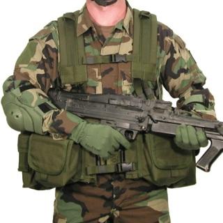 Blackhawk 30HH03 LRAK M240/SAW Kit