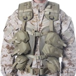 Blackhawk 31SF03 Enhanced Soldier Load Bearing Vest