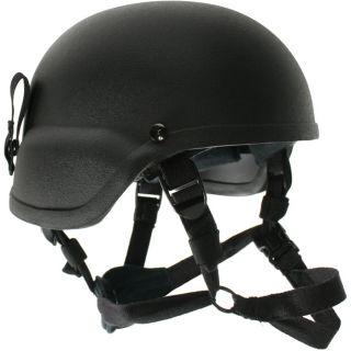Blackhawk 32BH01BK-XL-GSA BH Ballistic Helmet Black - X-Large