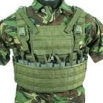 Enhanced Commando Recon Chest Harness