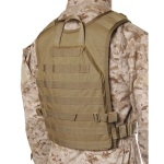 Blackhawk 37CL 37CL Lightweight Commando Recon Back Panel