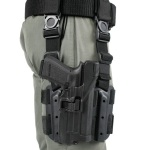Blackhawk 4307 SERPA Tactical Level 3 Holster for Xiphos