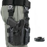 Level 3 Light Bearing SERPA Holster with Light