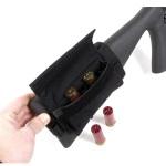 Blackhawk 52BS02 Buttstock Shotgun Shell Holder Pouch (Holds 5)