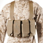 Blackhawk 55CP04 Chest Pouches AK47 mag