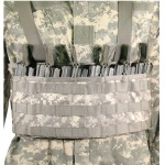 Blackhawk 55CR01 Modular Low Profile Chest Rig