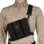 Blackhawk 55SOS1 Rifle Bandoleer (Holds 6)