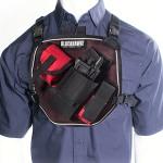 Blackhawk 55US00 U.S.A.R. Radio Chest Harness