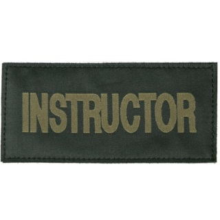 Blackhawk 90IN02 Instructor Patch