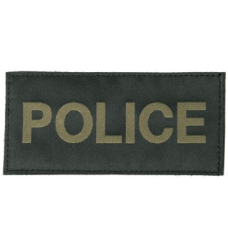 Blackhawk 90IN04 Police Patch
