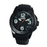 Blackhawk 91TW001BK Advncd Fld Oper Watch, Black Case/Black Dial