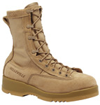 Belleville Shoe 330DESST Hot Weather Tan Safety Toe Flight Boot