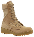 Belleville Shoe 390DES Hot Weather Tan Combat Boot