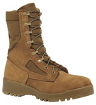 Belleville Shoe 550ST Hot Weather Olive Green Safety Toe Boot - USMC