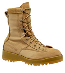 Belleville Shoe 790 Waterproof Tan Combat & Flight Boot
