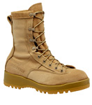 Belleville Shoe 795 Waterproof Insulated Tan Combat Boot