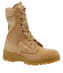 Belleville Shoe F390DES Women's Hot Weather Tan Combat Boot