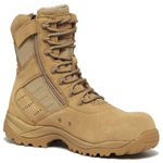 Belleville Shoe TR336ZCT Hot Weather Lighweight Side-Zip Composite Toe Boot