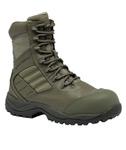 Belleville Shoe TR636ZCT Hot Weather Lightwieght Side-Zip Composite Toe Maintainer Boot