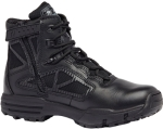 "Belleville Shoe TR916Z 6"" Hot Weather Side Zip Boot"