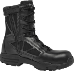 "Belleville Shoe TR998ZWPCT 8"" Waterproof Side Zip Composite Toe Boot"