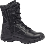 "Belleville Shoe TR998ZWP 8"" Waterproof Side Zip Boot"