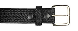 1-1/2 Garrison Leather Belt-BO