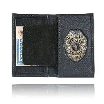 Book Style Badge Case w/ Oversize Id