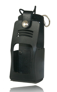 Boston Leather 5409RC Holder w/ D Rings For Harris 5400