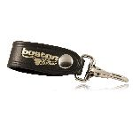 Boston Leather 5421 Economy Key Holder w/ Snap
