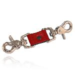 Boston Leather 5424-RED Shortened Anti-Sway Strap (Red Leather)