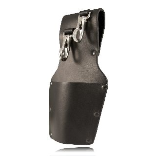Boston Leather 5438 Corrections Key Pouch