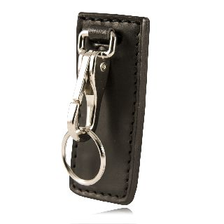 "Boston Leather 5444 High Ride Key Holder, Fits Up To 2 1/4"" Belt"