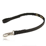 "Boston Leather 5447 Key Leash w/ Snap (20"" In Length)"