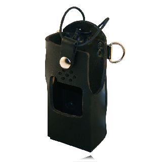 Boston Leather 5471RC Radio Holder For Kenwood Tk-3180