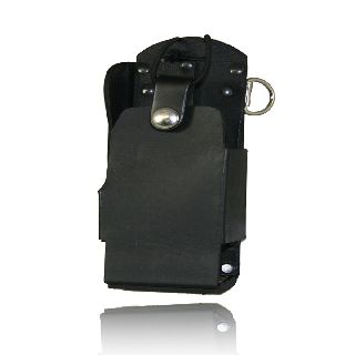 Boston Leather 5480RCNW Radio Holder For Motorola 2500/5000, No Window