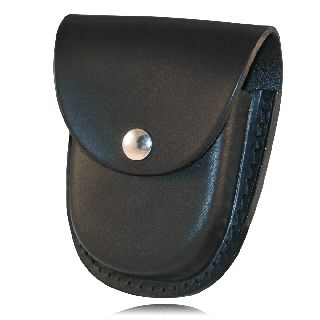 Boston Leather 5510 Economy Cuff Case, Rounded Bottom (Fits Asp Cuffs)