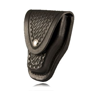 Boston Leather 5513 Cuff Case, Closed, S&W Model 1