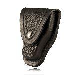 Boston Leather 5513 Cuff Case, Closed, S&W Model 1