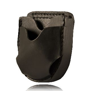 Boston Leather 5515 Cuff Case, Open Top