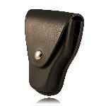 Boston Leather 5517 Cuff Case, Closed, Slotted Back