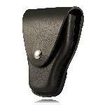 Boston Leather 5518 Cuff Case, Closed, Snap Back