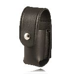 Boston Leather 5527 Holds Mark Iii, Vi, Flap, Snap Closure