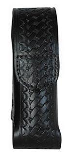 Boston Leather 5538V Holds 3 Oz Bodyguard w/ H & L Closure
