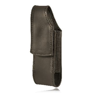 "Boston Leather 5570 Cell Phone Holder, 1-3/4"" X 6"", Expandable"