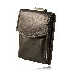 "Boston Leather 5580 Pager Holder, 2-3/4"" X 3-1/2"""