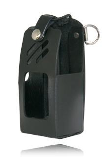 Boston Leather 5609RC Radio Holder For Harris Xg-75