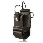 Boston Leather 5610RC Super Adjustable Radio Holder w/ D-Rings